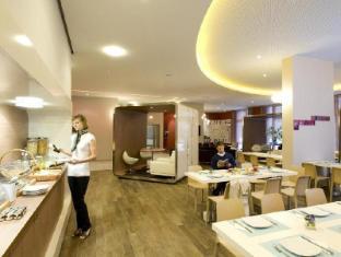 阿達契爾市柏林選帝侯酒店 柏林 - 餐廳