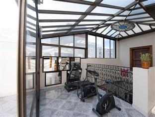 Mansion Dandi Royal Tango Hotel Buenos Aires - Gym