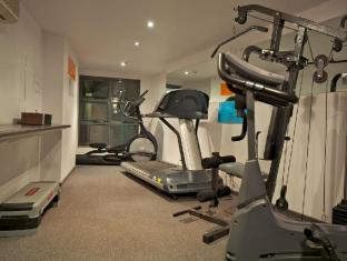 Zero Davey Boutique Hotel Hobart - Fitness Room