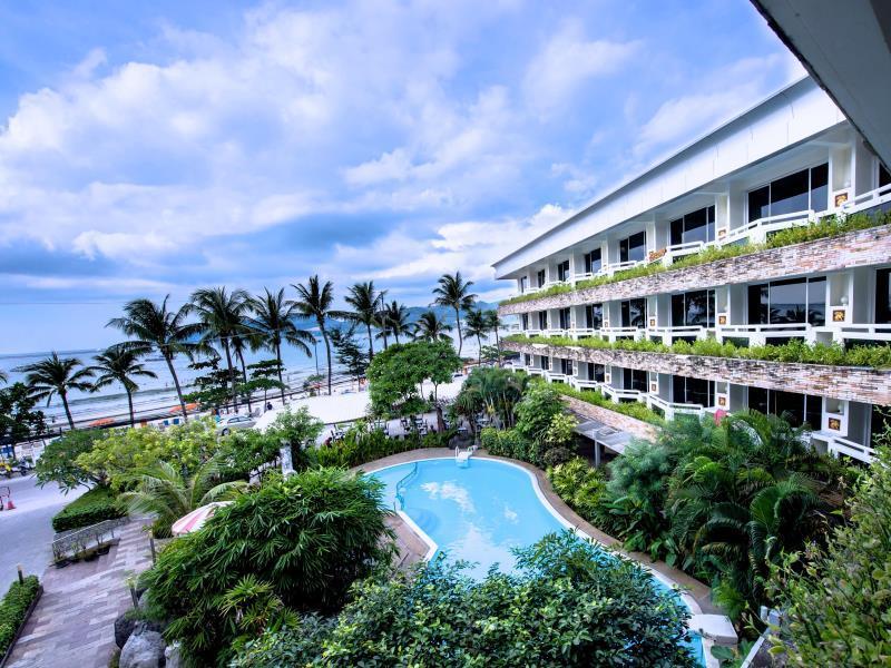 โรงแรมเดอะ บลิส หาดป่าตองใต้