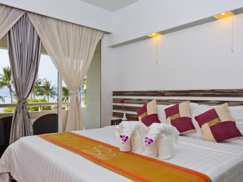โรงแรมเดอะ บลิส เซาท์ บีช ป่าตอง