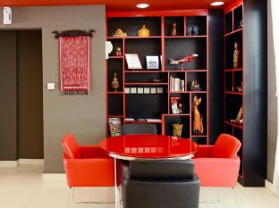 Tune Hotel – Waterfront Kuching Kuching - Lobby