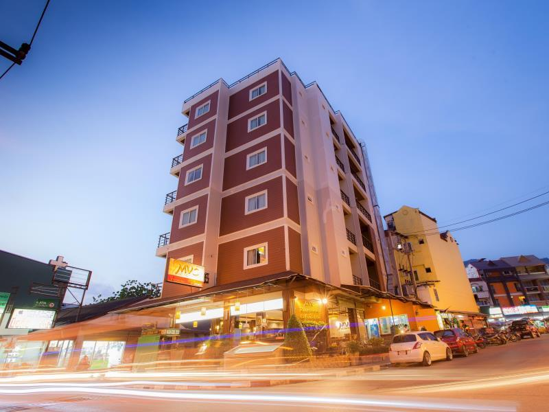 โรงแรมเอ็มวีซี ป่าตอง เฮ้าส์