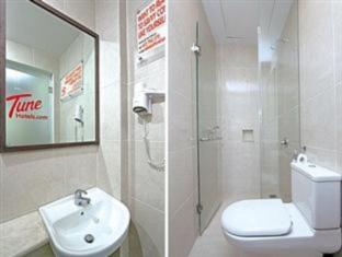 Tune Hotels – Kuta, Bali Bali - Salle de bain