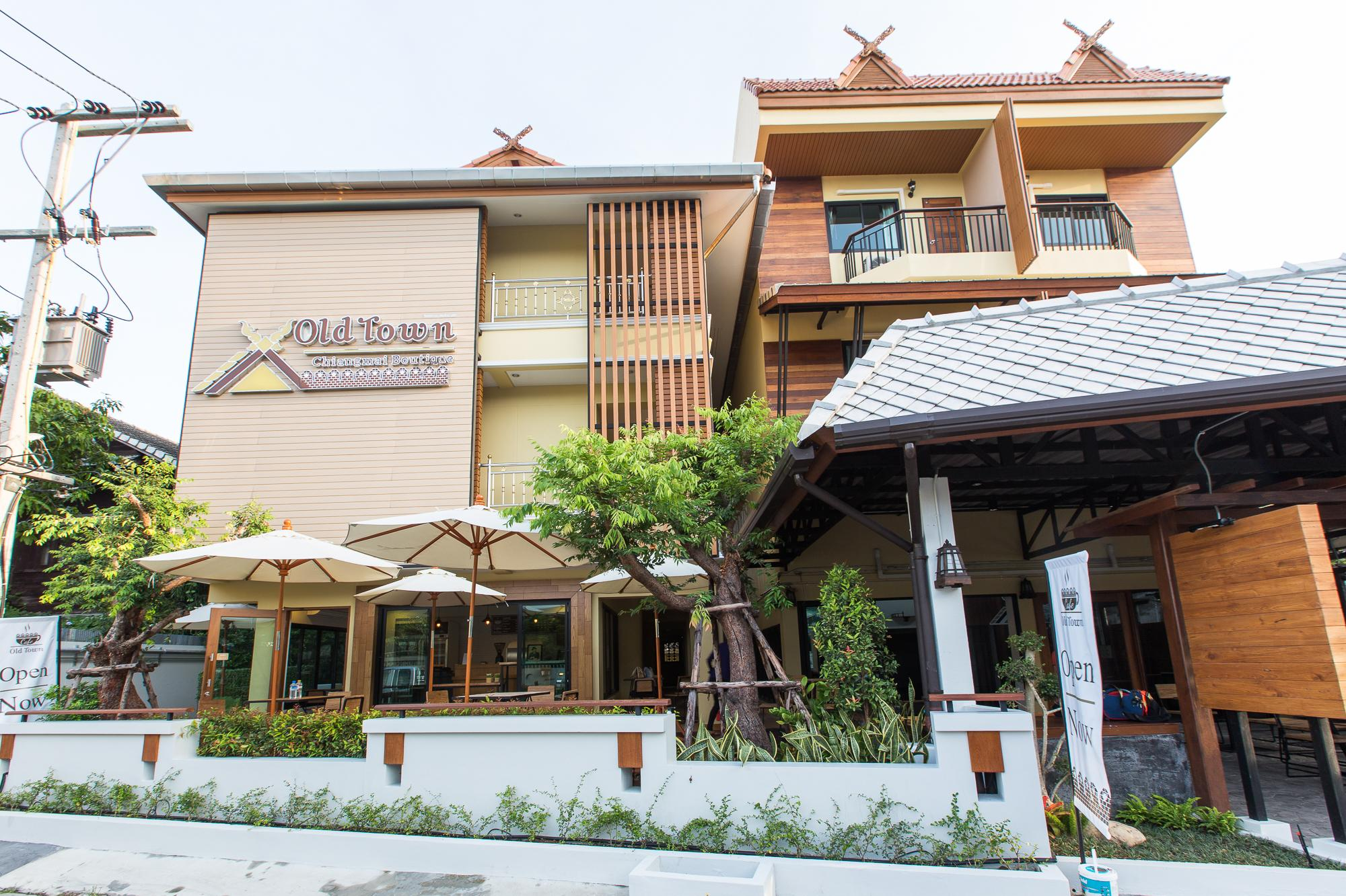 Old Town Chiangmai Boutique,โอลด์ ทาวน์ เชียงใหม่ บูทิก