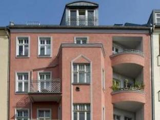 Pfefferbett Apartments Prenzlauer Berg Berlin - Hotellet udefra