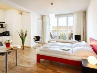 Pfefferbett Apartments Prenzlauer Berg Berlín