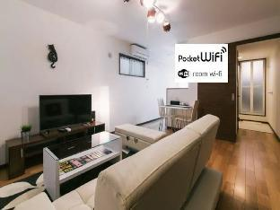 Comfortable 1 Bedroom Apt near Tenjin & Hakata  C