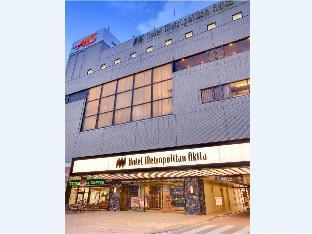 秋田大都會酒店 image