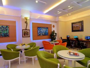 Hoang Ngan Hotel Ho Chi Minh City - Reception