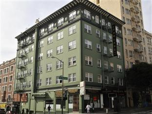 Americas Best Value Inn Extended Stay Union Square San Francisco (CA) - Hotel Aussenansicht