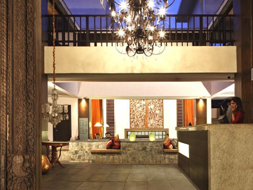 The O Resort & Spa North Goa
