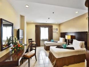 Alpa City Suites Hotel Mandaue - Стая за гости