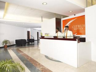 Citrus Sriperumbudur Hotel Chennai - Reception