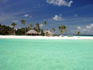 Constance Halaveli Maldives Islands - Beach View