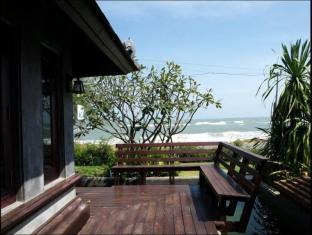 Prandhevee Hotel Pranburi Hua Hin / Cha-am - Balcony/Terrace