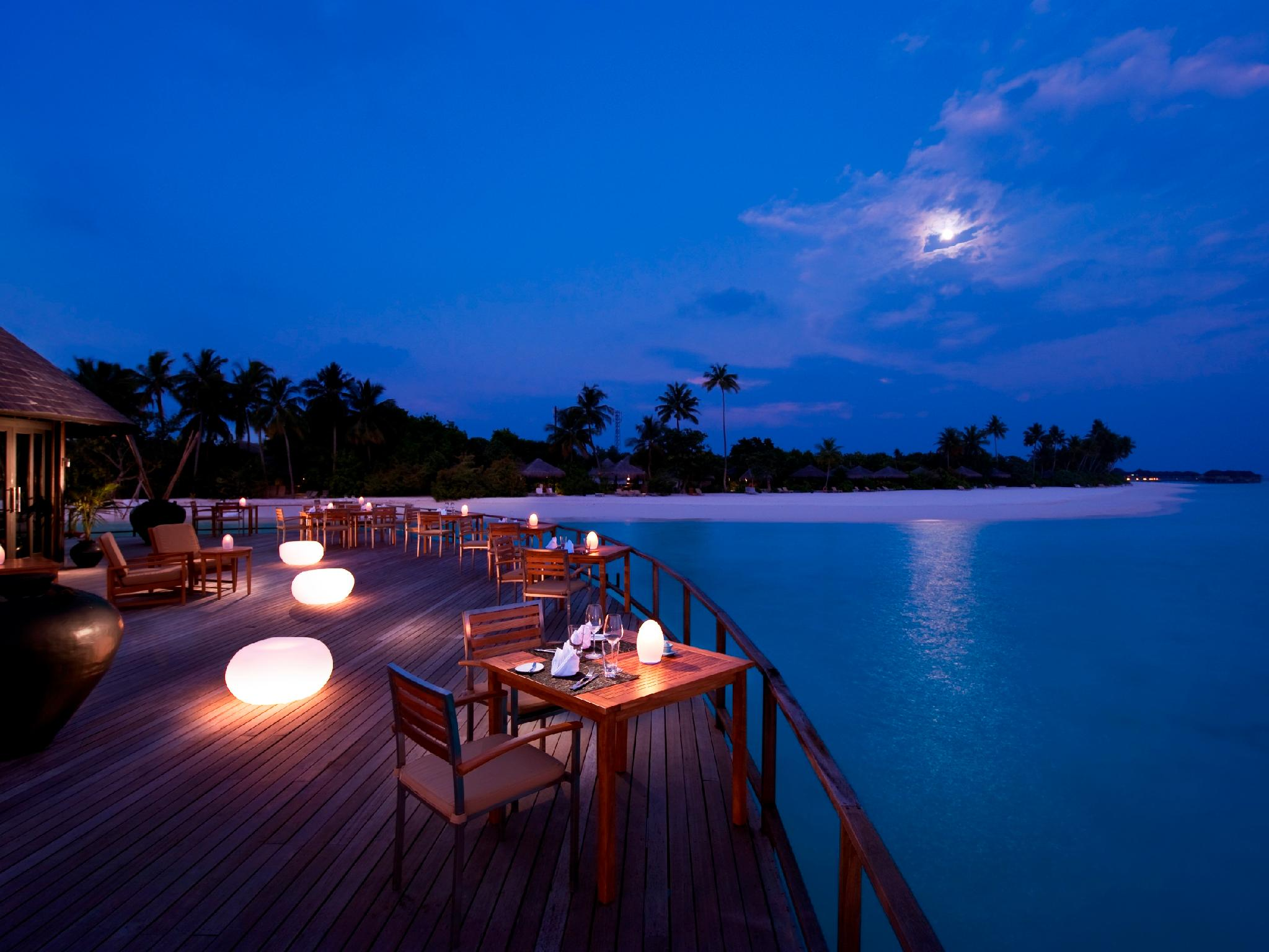 The Sun Siyam Iru Fushi Luxury Resort Maldives Islands Map
