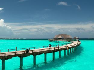 The Sun Siyam Iru Fushi Luxury Resort Maldives Islands - Jetty