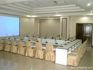 Sarrosa International Hotel and Residential Suites Cebu City - Meeting Room