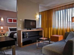 Adina Apartment Hotel Berlin Hauptbahnhof Berlin - Kamar Tidur