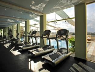 Taj Club House Chennai - Fitness Room