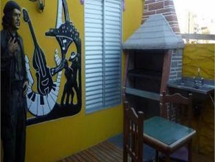 艾尔博尔特努斯糖果套房酒店 布宜诺斯艾利斯 - 阳台/露台