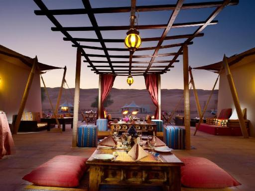 Best guest rating in Wahiba Sands ➦ Arabian Oryx Camp takes PayPal