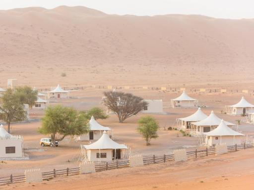 Hotel in ➦ Wahiba Sands ➦ accepts PayPal