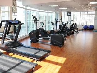 Cassells Hotel Apartments Abu Dhabi - Fitness Room