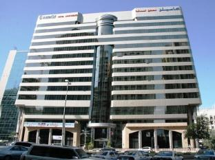 Cassells Hotel Apartments Abu Dhabi - Exterior