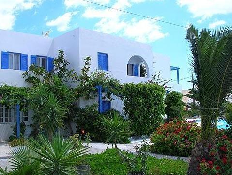 Hippocampus Hotel – Santorini 1