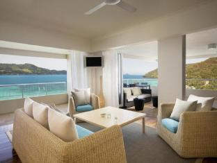 Hamilton Island Reef View Hotel Whitsunday Islands - One Bedroom Terrace Suite