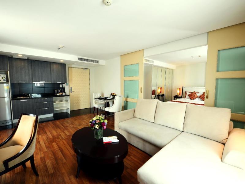 【Sukhumvit Hotel】ブレス レジデンス(Bless Residence)