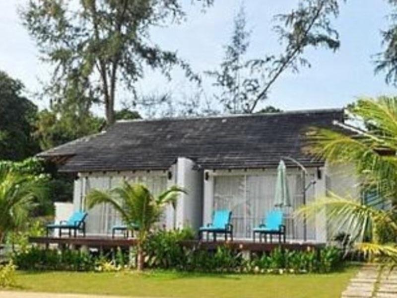 Sari Pacifica Resort Spa Sibu Johor Mersing Malaysia