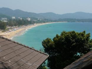 Karon Cliff Contemporary Boutique Bungalows Resort Phuket - View