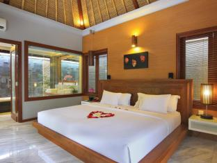 Abi Bali Luxury Resort and Villa Bali - Honeymooner Set Up