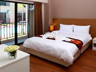 ザ コテージ スワンナプーム ホテル The Cottage Suvarnabhumi Hotel