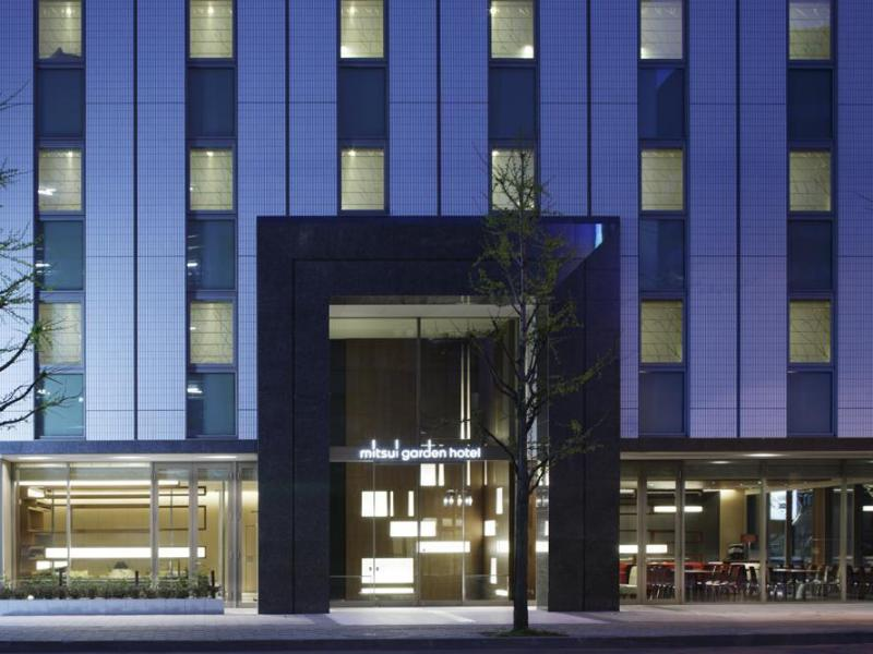 Jr Sapporo Station hotels Mitsui Garden Hotel