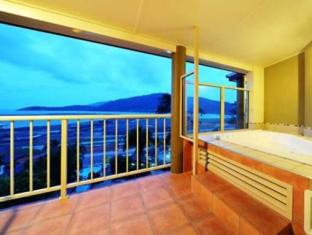At Boathaven Spa Resort Whitsunday Islands - Balcony/Terrace