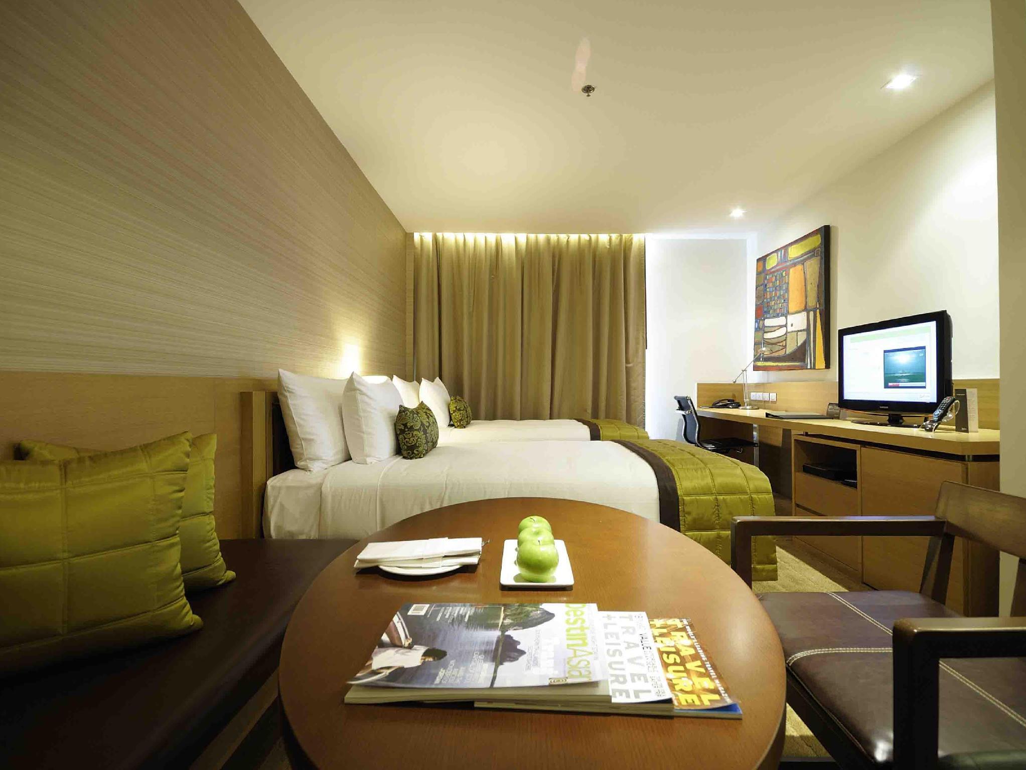 アナンタラ バンコク サトーン ホテル (Anantara Bangkok Sathorn Hotel)