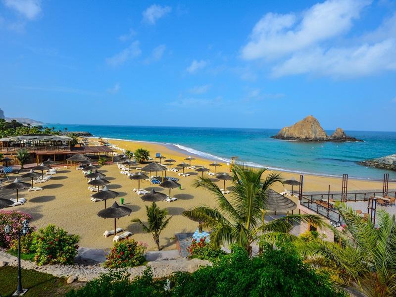 Sandy Beach Hotel & Resort Fujairah United Arab Emirates