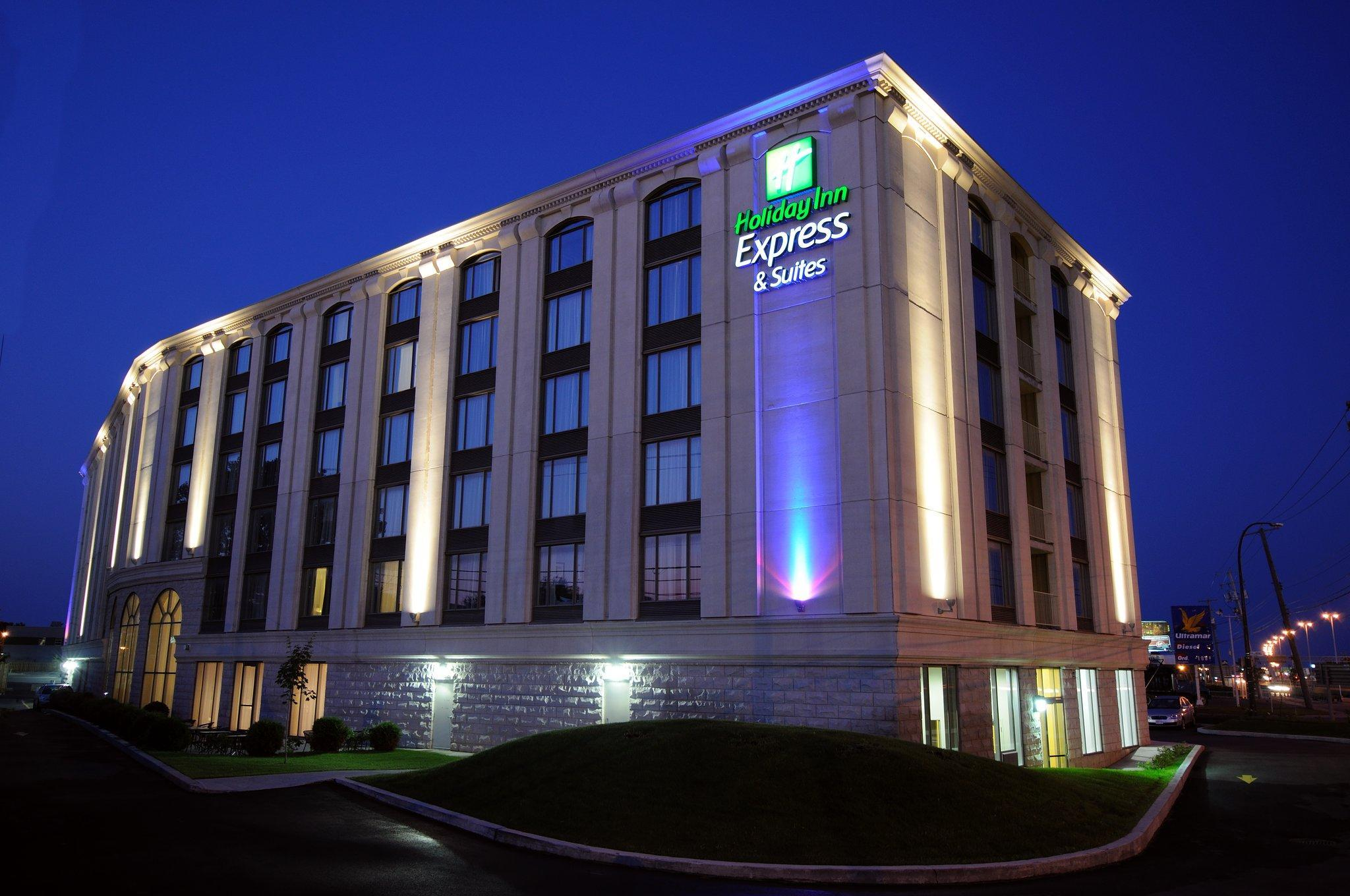 Holiday Inn Express Montreal Airport Montreal (QC) Canada