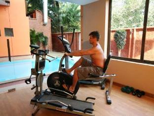 Le Seasons Beach Resort North Goa - Gymnasium