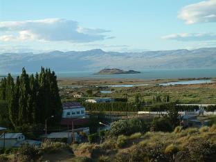 America del Sur Hostel Calafate El Calafate - View