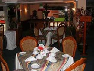 โรงแรมคาซากรานเดแอโรปูเอโตแอนด์เซนโทร เด เนโกรซิส กวาดาลาฮารา - ภัตตาคาร