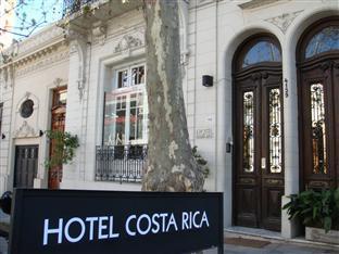 Hotel Costa Rica Buenos Aires - Hotellet udefra