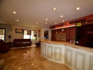 Beverly Boutique Business Hotel Cebu - Recepce
