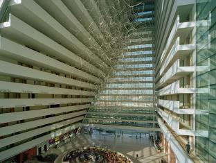 Marina Bay Sands Singapore - Interior