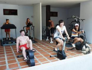 Drop In Club - Sunset Villa Resort Koh Phangan - Fitness Room