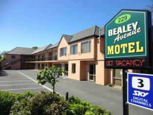 Bealey Avenue Motel Christchurch